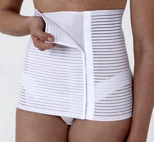 Бандаж – юбка, обеспечивает мышечное стягивание в области талии