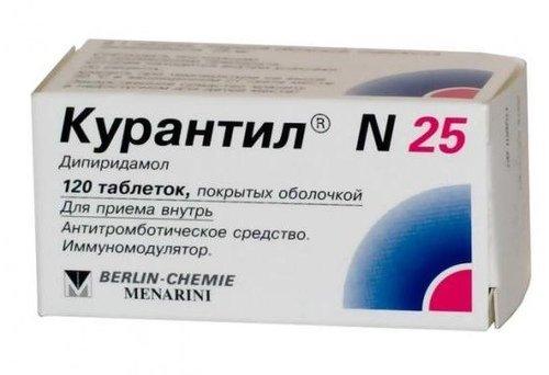 Препарат Волтарен производства Швейцарии также содержит диклофенак