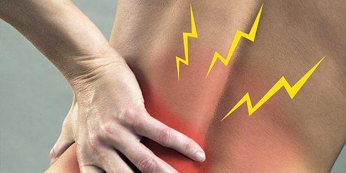 Боль в спине может проявляться по-разному