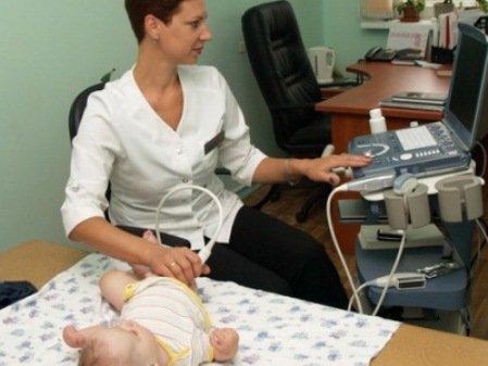 УЗИ тазобедренных суставов у грудничков: для чего необходимо? фото
