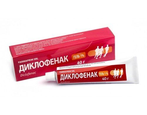 Мазь и гель с активным веществом Диклофенак: показания к применению фото