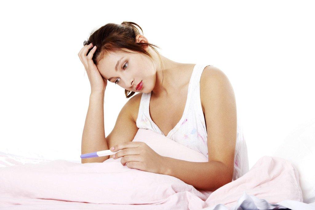 На каком дне задержки тест показывает беременность фото
