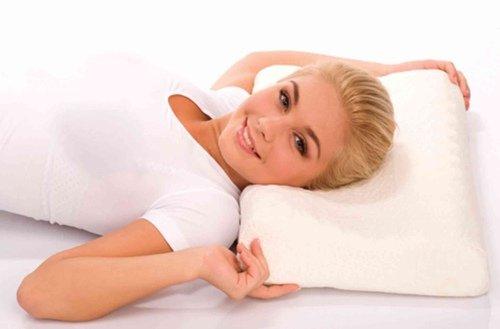 Как выбрать ортопедическую подушку для сна фото