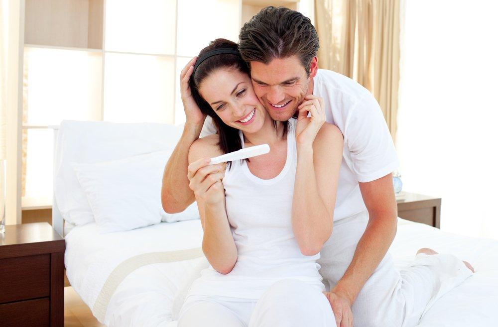 Появление беременности