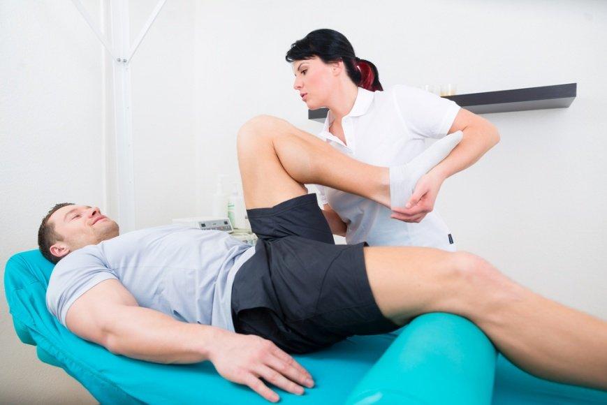 Как себя вести после замены тазобедренного сустава