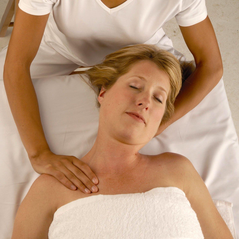 Качественный массаж шеи