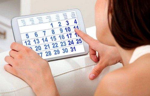 Календарный способ определения фертильности является наиболее простым и доступным