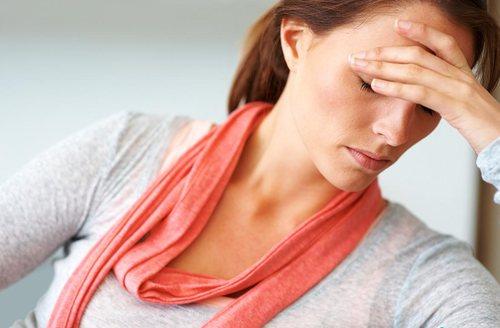Афобазол применяется для облегчения течения предменструального симптома у женщи
