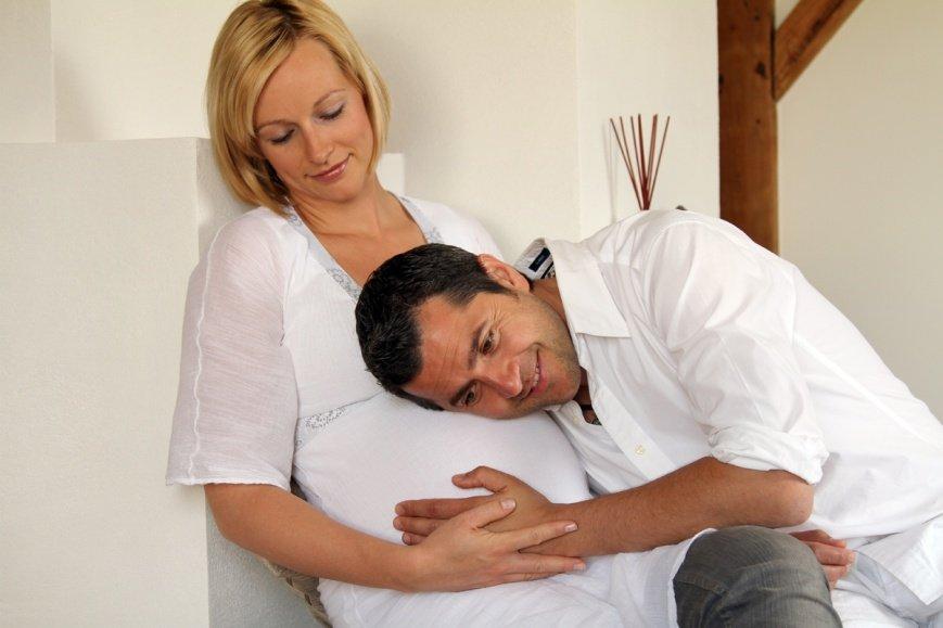 Половой контакт во время беременности