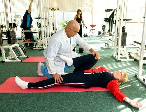 Гимнастика доктора Бубновского для оздоровления позвоночника и суставов (видео) фото