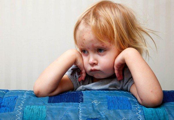 Использование Фукорцина для лечения ребенка в любом возрасте безопасно для его здоровья