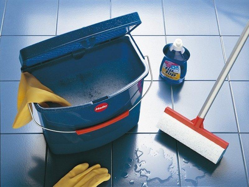 Надо проводить дома влажные уборки как можно чаще
