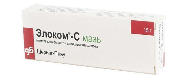 Лечение аллергии на коже начинается с применения гормональных мазей
