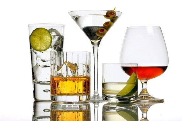 Алкоголь следует полностью исключить