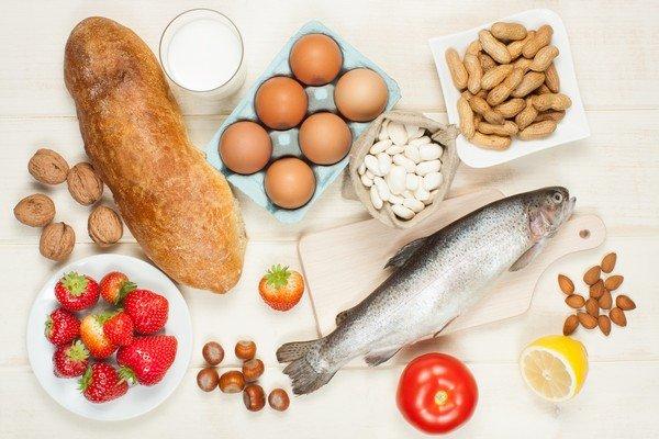 Пищевую аллергию определить можно сразу после приема пищи