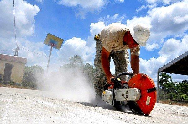 Аллергия на строительную пыль