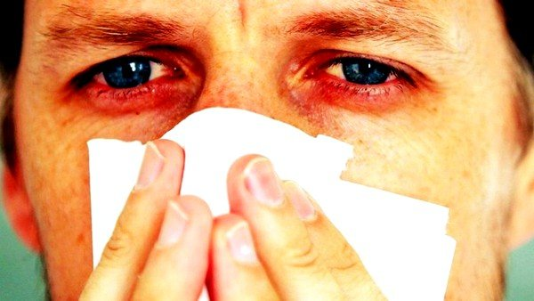 Почему появляется и через сколько проходит аллергия? фото