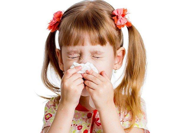 У детей аллергическая реакция может развиваться по самым разным причинам