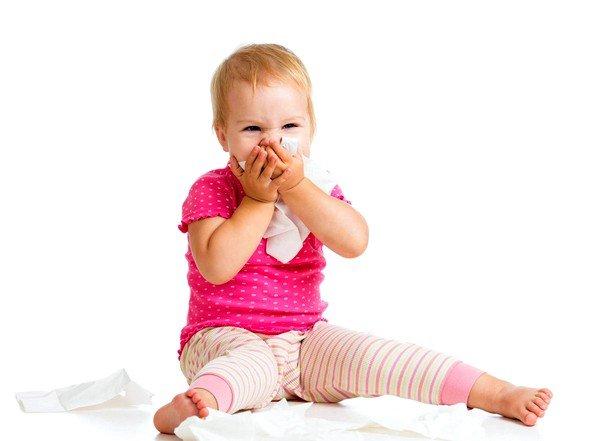 Что можно дать ребенку от аллергии? фото