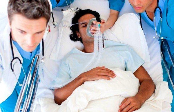 Анафилактический шок является смертельно опасным симптомом пищевой аллергии