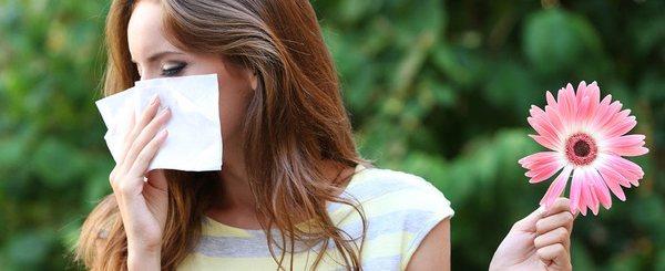 Сезонная аллергия и ее симптомы фото