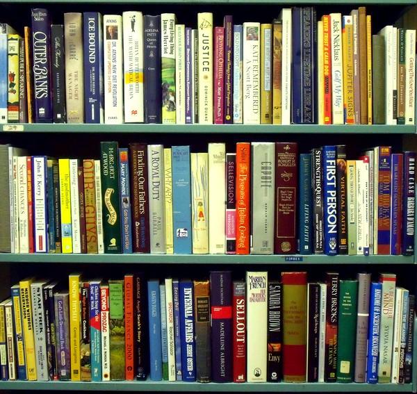 Книги, которые содержатся на полках, – один из самых опасных источников аллергенов
