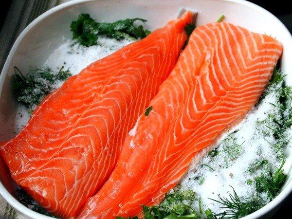 Часты случаи псевдоаллергических реакций на малосоленую рыбу, которую приготовили с нарушениями технологии