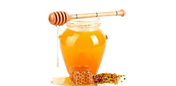 Мед может вызвать аллергическую реакцию