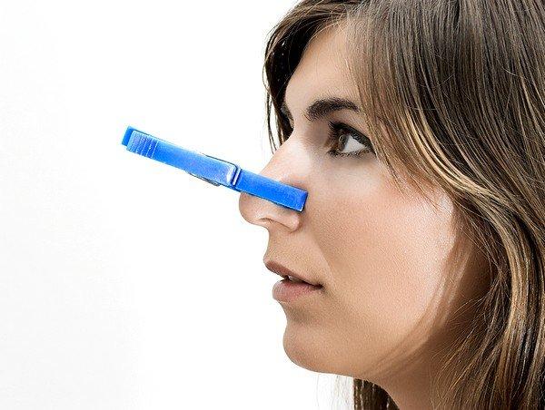 При аллергии на амброзию возникает ухудшение обоняния и вкуса