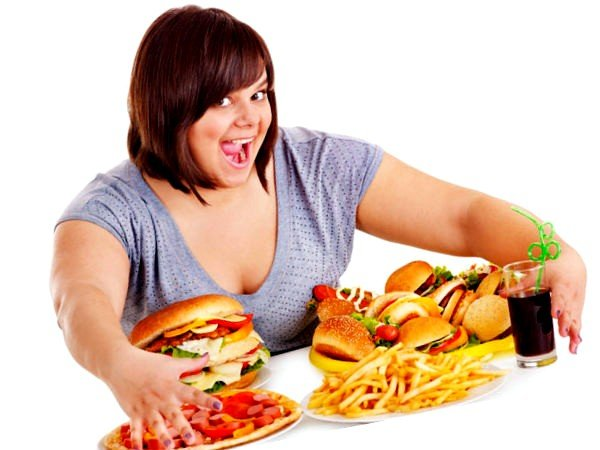 Переедание, чрезмерное употребление одного вида пищи может вызвать аллергию