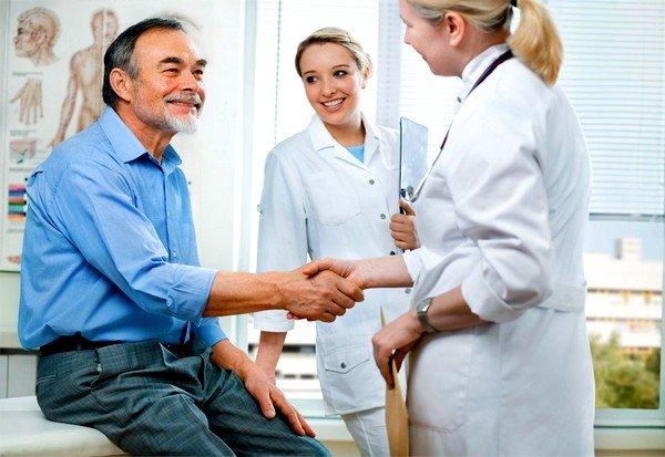 Начать правильное лечение всегда лучше сразу