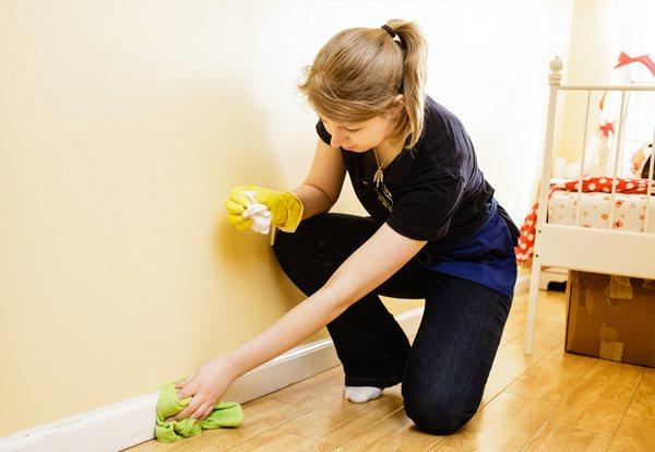Домашняя пыль является аллергеном, поэтому старайтесь проводить ежедневную влажную уборку