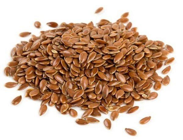 Семена льна способны защитить организм от воздействия аллергенов