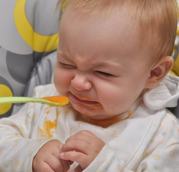 Не стоит сразу перегружать организм ребенка новыми продуктами