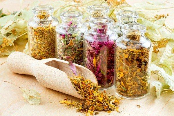 Травяные компрессы помогают предотвратить гнойное инфицирование кожи
