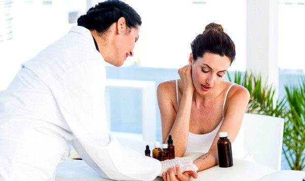 Точный диагноз может установить только врач-аллерголог