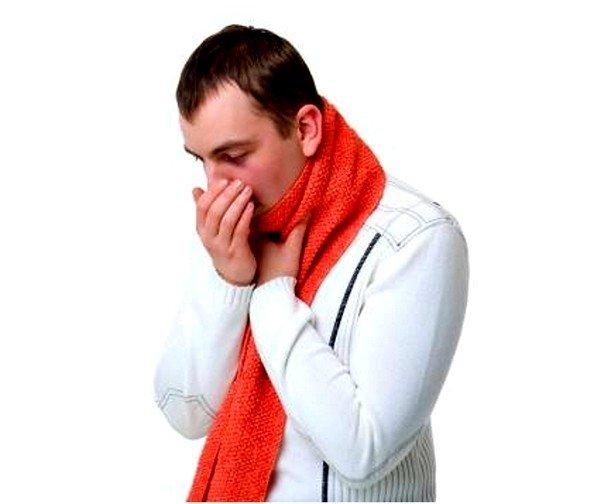 Раздражение кашлевого рецептора может вызывать сухой или мокрый кашель