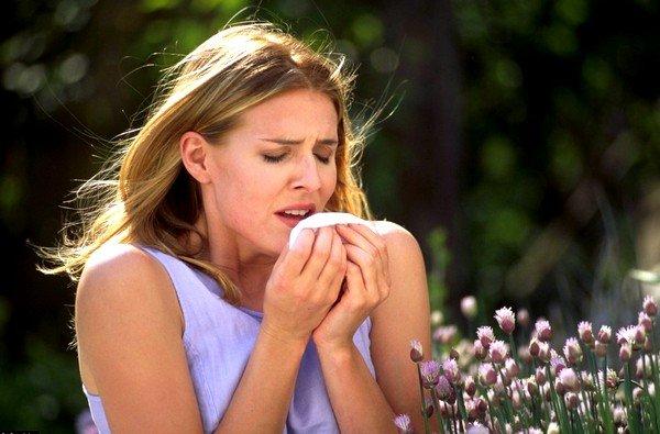 Аллергия может быть причиной кашля