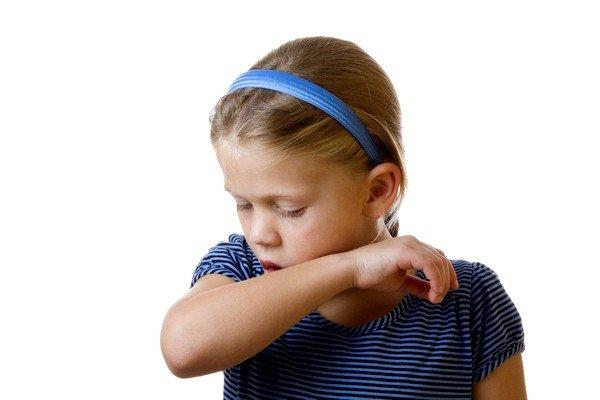 Лечение сухого свистящего кашля у ребенка фото