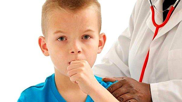 Чаще всего свист слышен на втором этапе развития кашля