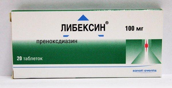 Либексин обладает высоким уровнем эффективности