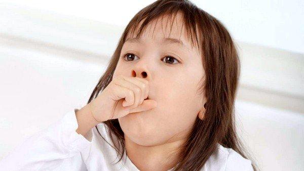 Причины и лечение сухого непрекращающегося кашля у ребенка фото