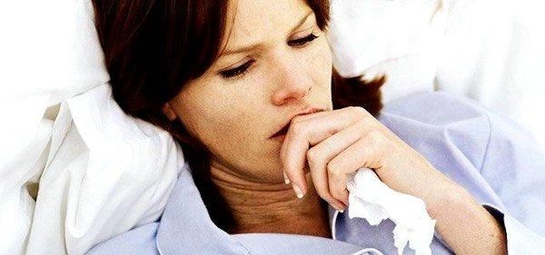 Патологический характер кашель приобретает только в случае развития каких-либо хронических заболеваний
