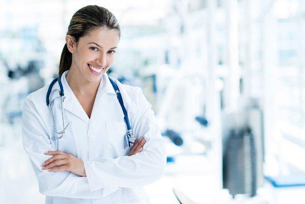 Визит к врачу необходим, когда возникают трудности с дыханием