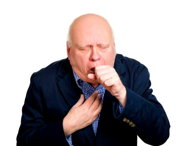 В хронической форме продолжительность кашля превышает трехнедельный период