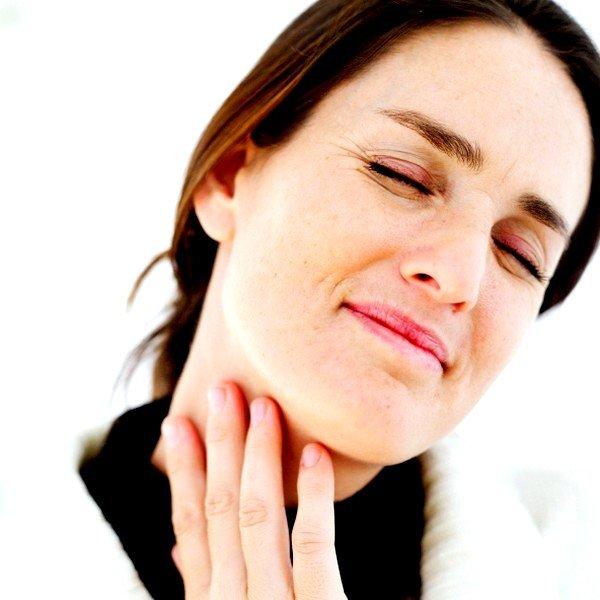 Сироп смягчает боль в горле при ОРВИ