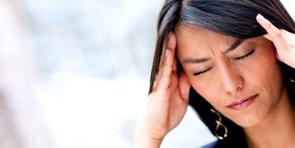 Постоянный и продолжительный кашель приводит к головным болям