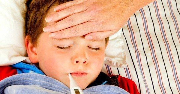 Грипп и ОРВИ – лидеры среди заболеваний у детей