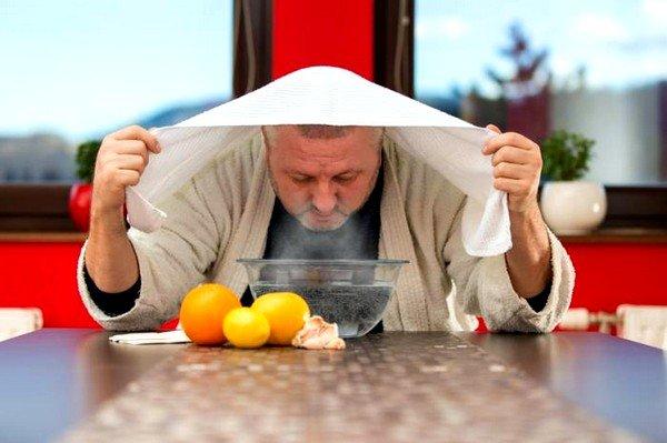 Устранить сухой раздражающий кашель помогут ингаляции