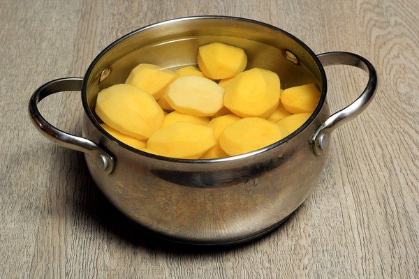 Применение вареной картошки для ингаляции от кашля фото